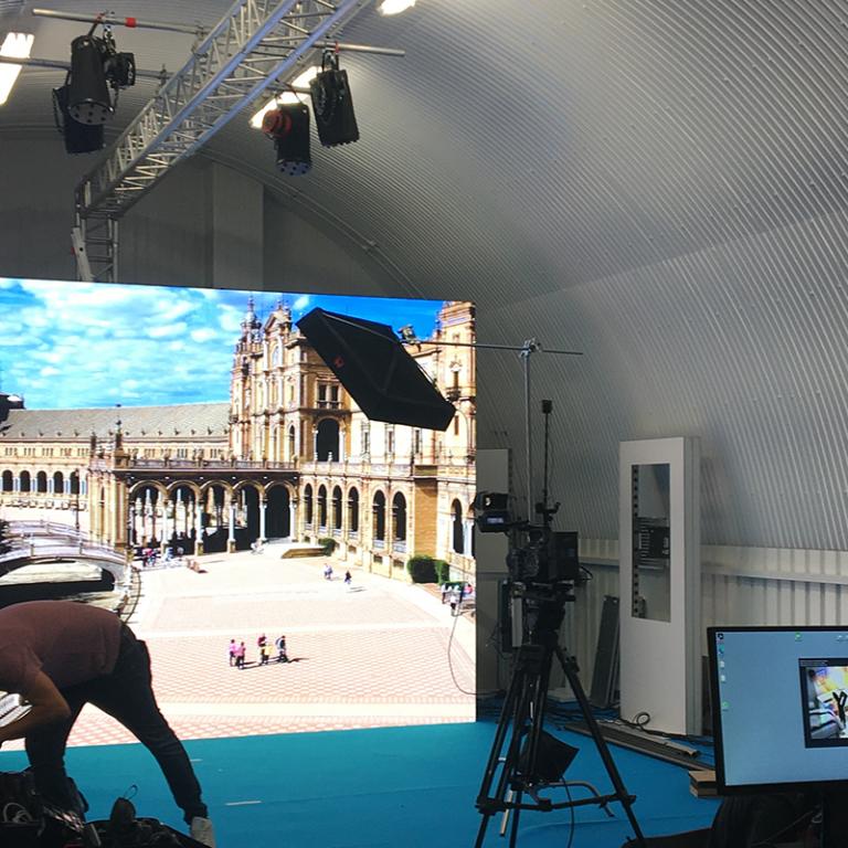 Virtual Film Production