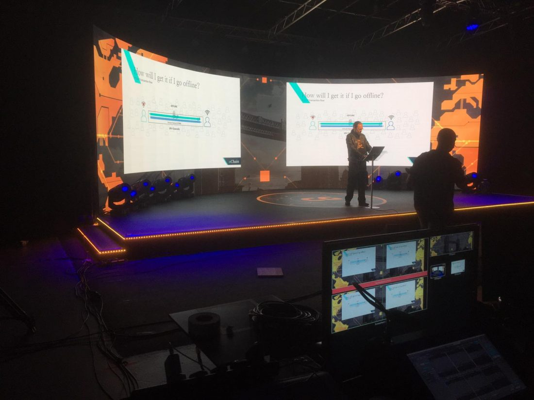 Curved LED Screen HIre