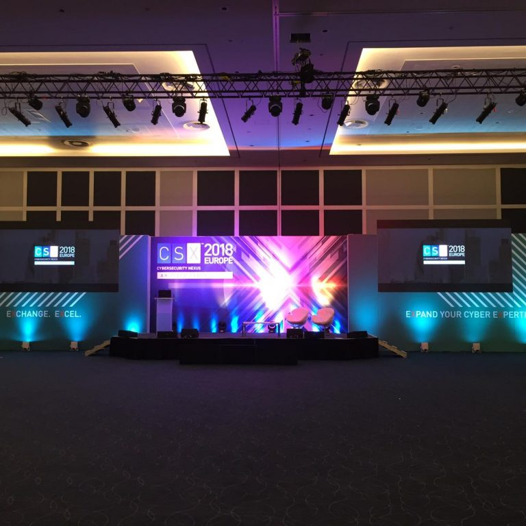 Excel LED Screen Hire For Events