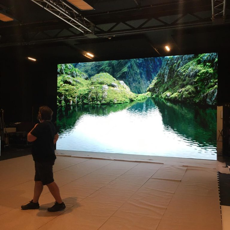 LED Screen Backdrop For Events London
