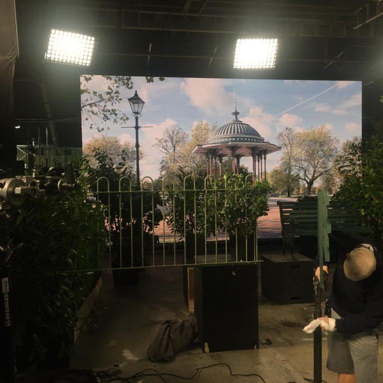 LED Screen For Film Sets