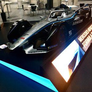 LED Screen For Motor Sports