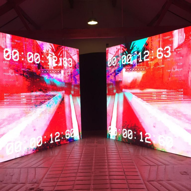 LED Screens For E Sports Event