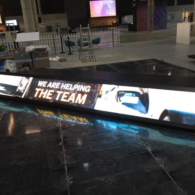 LED Signage Hire For Sporting Events