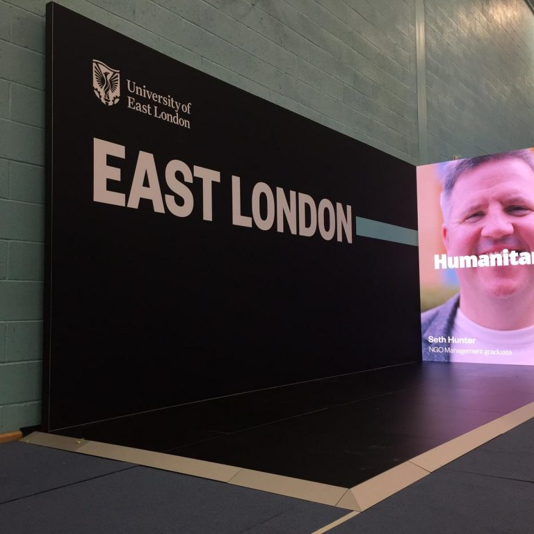 UEL Exhibition LED Screen And Exhibition Stand